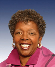 Congresswoman Stephanie Tubbs Jones, who championed fire prevention in Congress. Senator Sherrod Brown today announced the introduction of The Honorable Stephanie Tubbs Jones College Fire Prevention Act, named in her honor