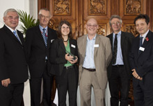 The London Fire Brigade has won an award at the Mayor of London's Green Procurement Code Awards 2009