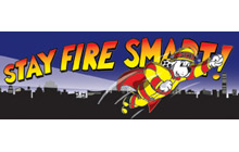 Fire Prevention Week runs in the US from October 4 - 10, 2009