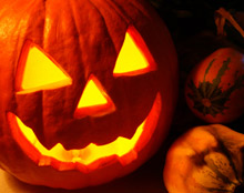 The National Fire Protection Association (NFPA) warns people to be aware of the fire safety risks posed by Halloween activities and decorations