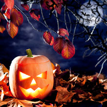 Candle fires represent a leading cause of U.S. home fires and Halloween is one of the top five days for candle fires