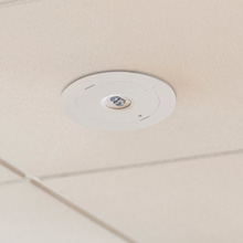 Hochiki Europe's FIREscape system is a low-voltage, intelligent LED emergency lighting system