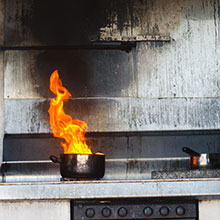 Contractor Quotes US Fire safety for kitchens tips