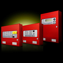 Kentec Electronics fire control panels