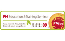 Hotel and seminar registration deadlines are fast approaching for the FIREHOUSE Software Education and Training Seminar (FHETS), to be held in Fort Lauderdale, Florida in October