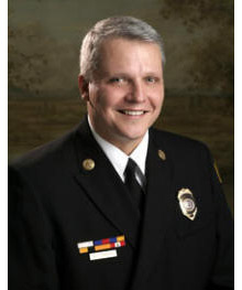 Chief Jeff Johnson has been named President and Chairman of the Board of the International Association of Fire Chiefs (IAFC)