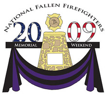 The National Fallen Firefighters Foundation (NFFF) and the United States Fire Administration (USFA) have announced that the 28th annual National Fallen Firefighters Memorial Weekend will be held October 2-4, 2009