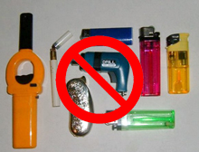 Illinois Legislature shows support for fire safety by passing bill banning novelty lighters
