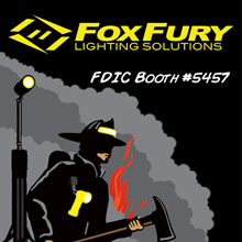 FoxFury will unveil its newest light as well as have two special guests (Eddy Weiss of Chasing4Life and Ryan Pennington of Views from the Jumpseat) in booth #5457