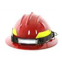 FoxFury will continue to offer the Command 20 Fire for firefighters who utilize external faceshields on their helmets