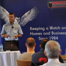Wessex Fire & Security provides fire and security protection for domestic customers as well as businesses and all parts of the public sector