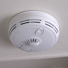 Aico Control Switch allows residents to quickly identify and locate the exact unit which has triggered