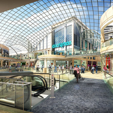 Prysmian's Afumex BS6724 Low Smoke Zero Halogen cable also installed at Trinity Leeds