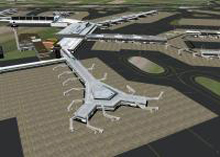 Schiphol customized airport for firefighting training