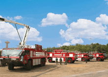 Oshkosh Corporation is a leading designer, manufacturer and marketer of a broad range of specialty access equipment, commercial, fire & emergency and military vehicles and vehicle bodies