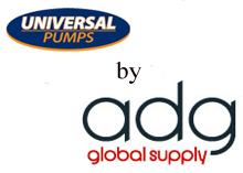 Universal pumps brand by ADG global supply