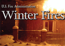 Knowledge about winter fire prevention should be disseminated among all family members.