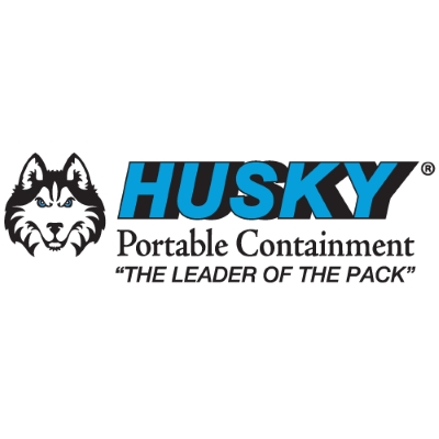 Husky Portable Containment BT-25 - Custom 25 gallon bladder tank