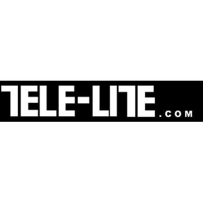 Tele-Lite NOVA-LITE portable light with two 500W quartz halogen telescoping lamps