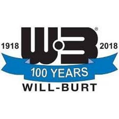 Will-Burt NS1.0-1000(OPT) - 2 x 500W Nightscan 1.0 roof-mounted light mast