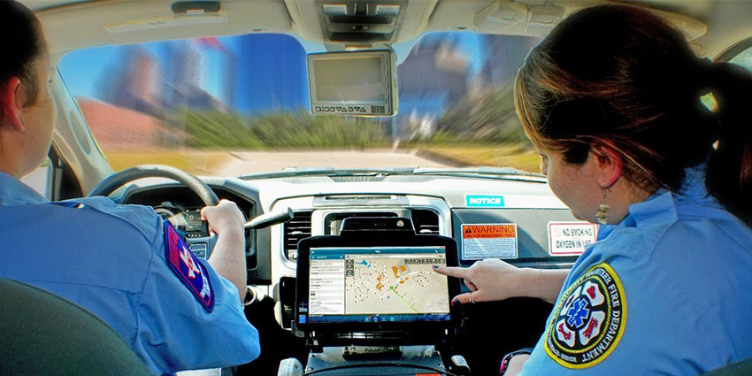 Successful first responder operations require the availability and proper utilization of real-time data