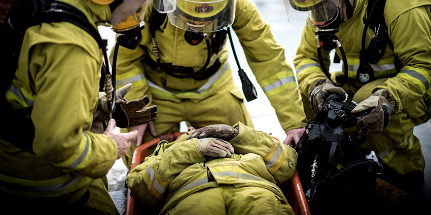Survey the fire department members to determine the types of training they want or feel they need