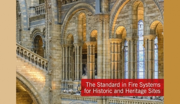 Advanced Electronics Unveils Descriptive Brochure And Guidelines Highlighting The Need For Enhanced Fire Protection In Historic And Heritage Sites
