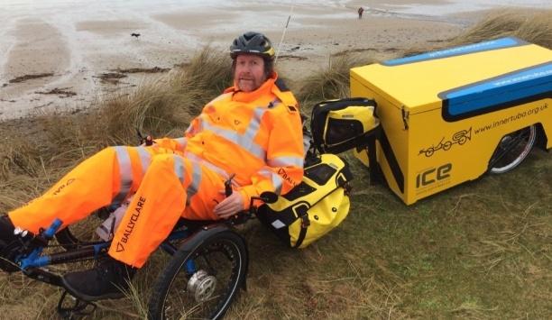 Fire Sector Workwear Specialist Ballyclare Limited Donates Equipment To Jon Hodkin