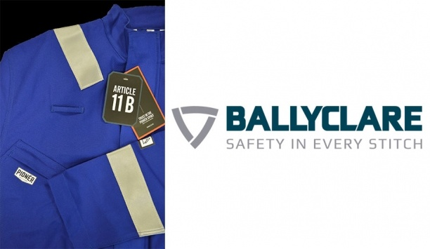 Ballyclare Ltd. Confirms Manufacturing Process Conforms To Article 11B Of New PPE Directive