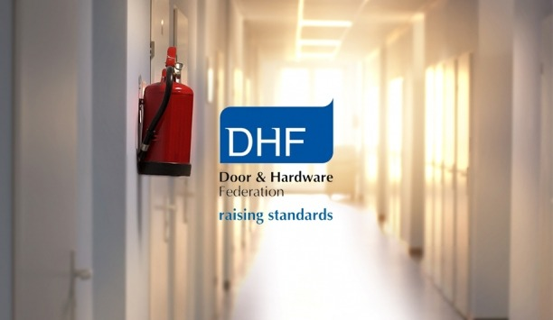 Dhf Welcomes Strong Building Regulation And Fire Safety Recommendations