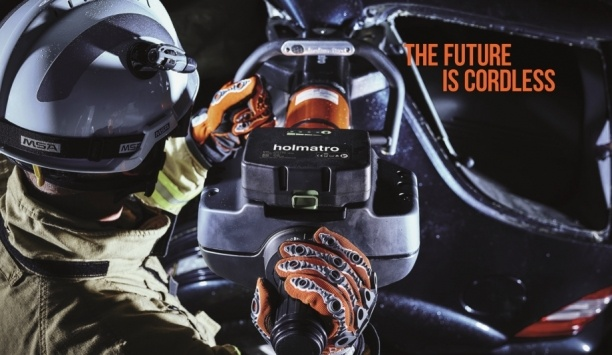Holmatro Introduces Updated EVO 3 Cordless Rescue Tools For Optimal Performance