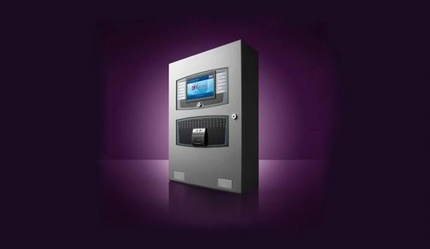 Kentec Taktis Fire Detection And Alarm System Certified To EN54-2 And EN54-4