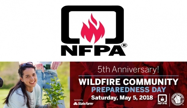 NFPA And State Farm Launches Project Funding Awards Application Period For Wildfire Community Preparedness Day 2018