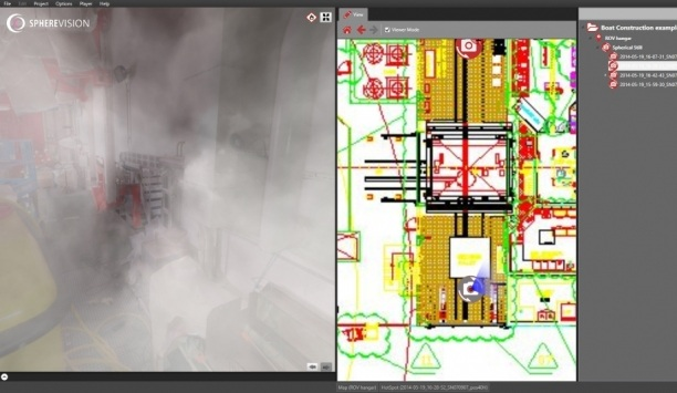 SphereVision's 360-degree Imaging System Aids Fire Safety Teams In Smoke Detection