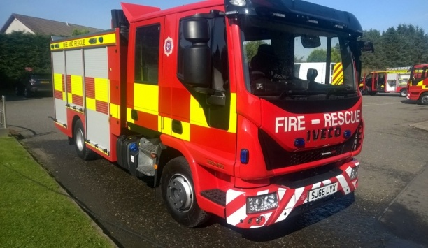 All North Yorkshire Fire And Rescue Service TRVs Now Respond To Emergencies