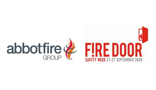 Abbot Fire Group Supports Fire Door Safety Week 2020