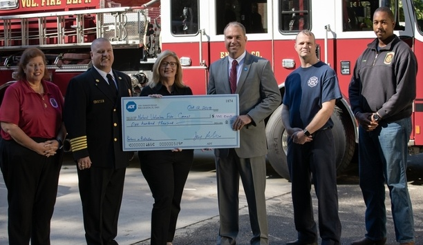ADT Announces NVFC Contribution To Support The Recruitment Of Volunteer Firefighters