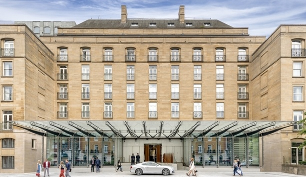 Advanced's Lux Intelligent system and MxPro fire panels protect The Berkeley in Knightsbridge