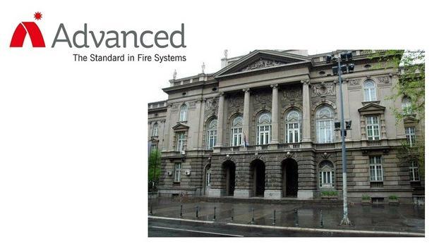 Advanced MxPro 5 Fire Panels Secure University Of Belgrade's School Of Electrical Engineering