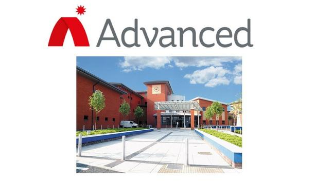 Advanced MxPro 5 Fire Alarm Control Panels And AdSpecials Panels Installed At Manchester's Wythenshawe Hospital