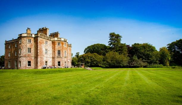 Advanced Secures Leuchie House In East Lothian With Their Wireless Fire Detection System