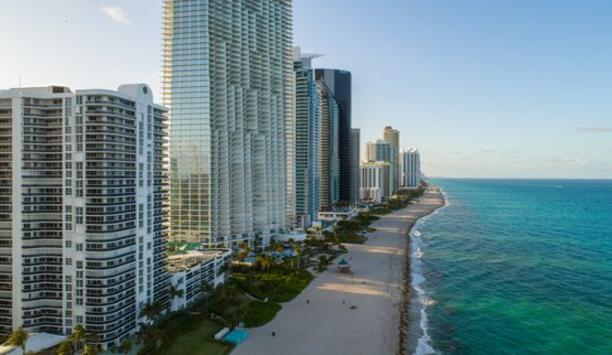 Advanced Updates Fire Protection At A Florida High-Rise With A Networked And Intelligent Fire System
