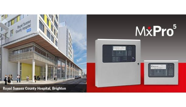 Advanced's MxPro 5 Selected For Royal Sussex County Hospital