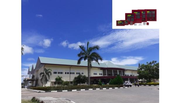 Advanced Installs Axis Fire System At Sri Lankan Hospital To Ensure Staff And Patient Safety