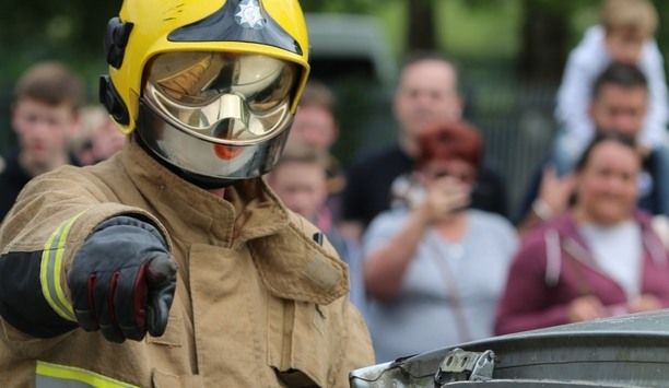 AF&RS Firefighters To Take Part In Fire Safety Demonstration At USAR Open Day