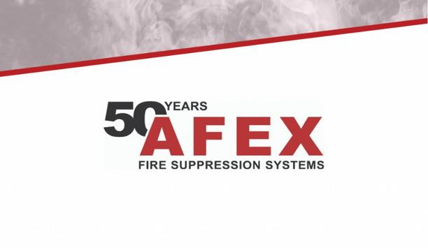 AFEX Fire Suppression Systems Celebrating 50 Years Of Helping Customers