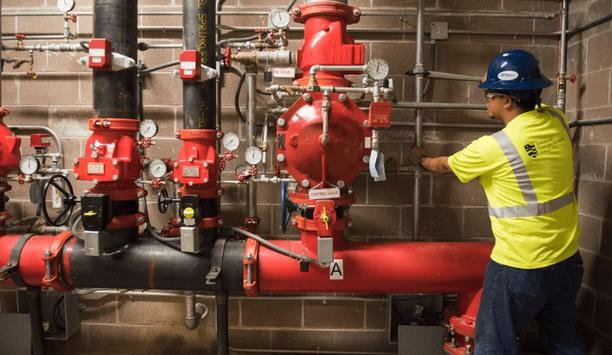 American Fire Protection Group Study Compares The Different Types Of Fire Sprinkler Systems And Their Application