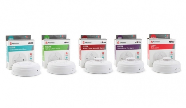 Aico Launches 3000 Series Fire And CO Alarms For Providing Protection To Entire Property