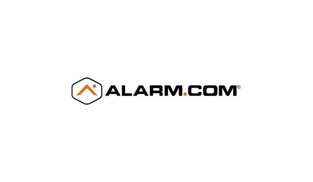 Alarm.com Brings Ambient Insights For Alarm Response Which Delivers Contextual Information To Monitoring Stations