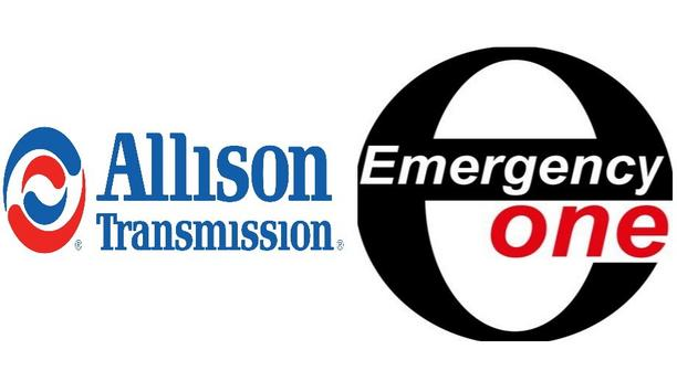 Allison Transmission and Emergency One Collaborate On Electric Axle Integration